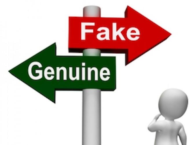 Anti-counterfeit Enquiry