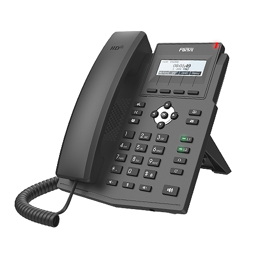 X1S/X1SP Enterprise IP Phone