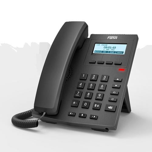 Fanvil X1/X1P Entery-Level IP Phone