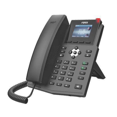 X3S/X3SP New Enterprise IP Phone