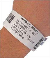 Hospital Identification Band